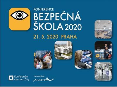 Konference BEZPEČNÁ ŠKOLA 2020